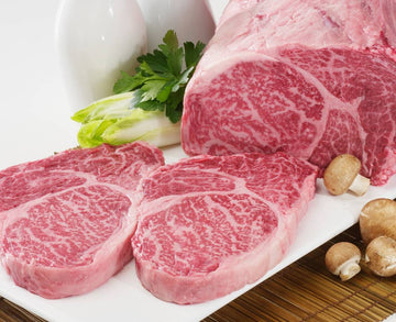 Beef Wagyu Cube Roll M7 250-300g 2pc/tray