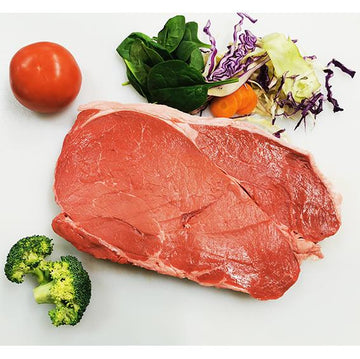 Beef Rump YG Cap On Steak approx 250g/pc 2pc/tray