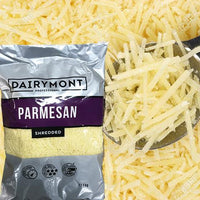 Parmesan Shredded Cheese 1kg/pk