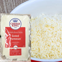 Parmesan Grated Cheese 2kg/pk