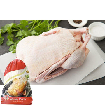 Duck - Whole Medium 1.8 -2.0kg/pk