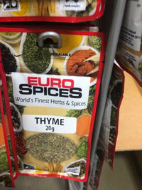 EURO SPICES THYME 20G