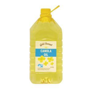 Gold Sunset Canola Oil 4ltr/unit