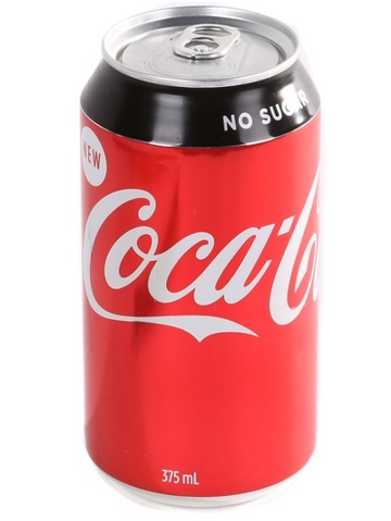 Coca-Cola No Sugar 375ml