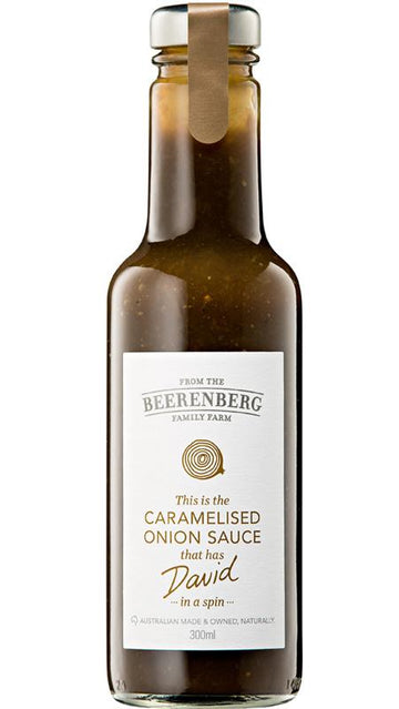 BEERENBERG CARAMELISED ONION SAUCE 300ML