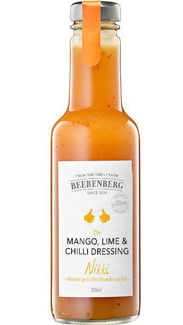 BEERENBERG MANGO, LIME CHILLI DRESSING 300ML