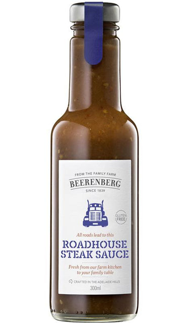BEERENBERG ROADHOUSE STEAK SAUCE 300ML
