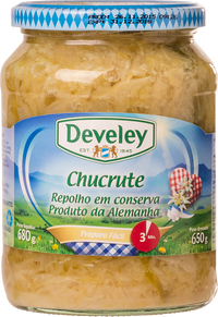 DEVELEY CHUCRUTE 650G