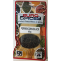 EURO SPICES PEPPERCORN BLACK 60G