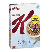 KELLOGGS K ORIGINAL BREAKFAST CEREAL WITH GRAIN BASED PROTEIN 300G