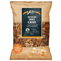 JCS SMOKED ALMOND 375G