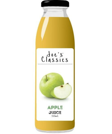 JOES CLASSICS APPLE JUICE 350ML