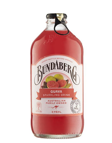 BUNDABERG GUAVA SPARKING DRINK 375ML