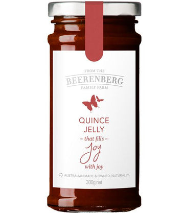 AUSTRALIAN QUINCE JELLY 300G BBERG