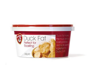 DUCK FAT RENDERED 200g