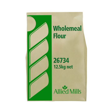 Wholemeal Flour 12.5kg 1bag