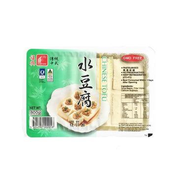 Fortune Traditional Chinese Tofu 800g/pk