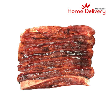 PORK SPARE RIBS IN BBQ PLUM SAUCE 1KG