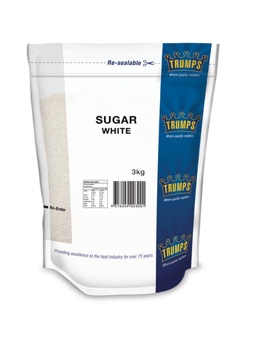 Sugar White 3Kg 3kg/bag
