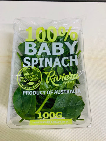 Baby Spinach 1pk