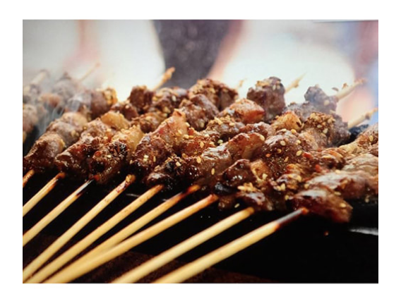 Lamb BBQ Skewers 40pcs/pk