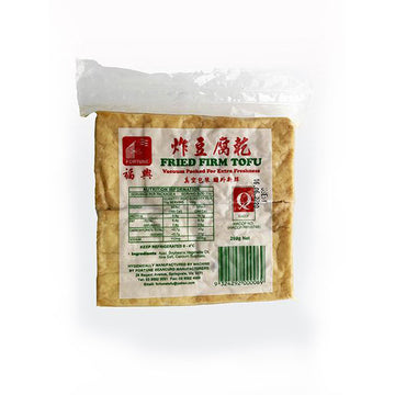 Fortune Fried Firm Tofu 280g/pk