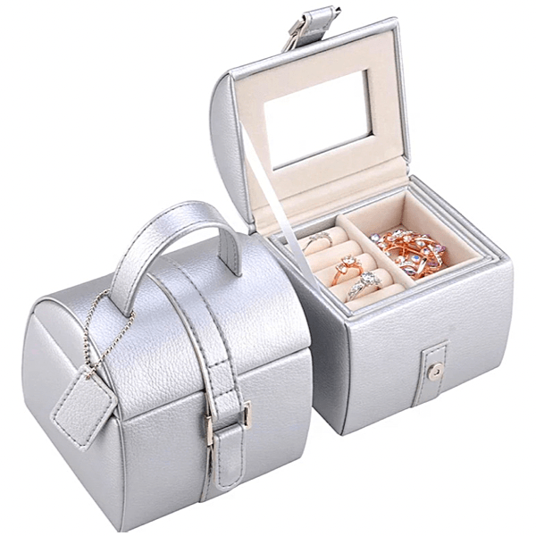 Elegant Jewelry Boxes for Travel