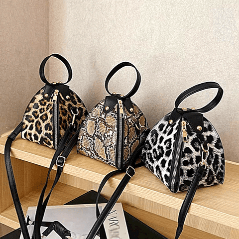 Animal print Small Handbag Clutch - Multiple Colors