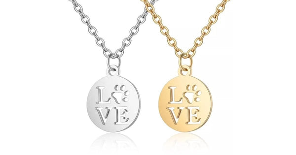 Petite Love Pet Necklace