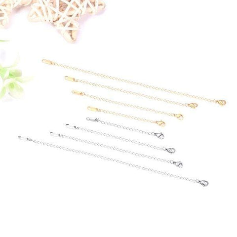 Stainless Steel Necklace Extenders