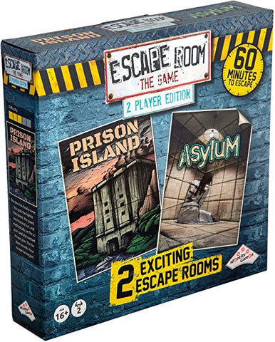 Escape Room The Game - 2 Player Edition