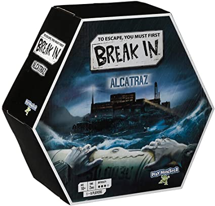 Break In: Alcatraz