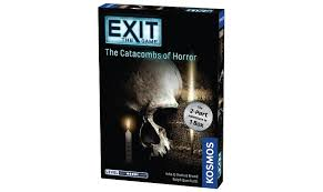 The Catacombs of Horror - 2 Part Set