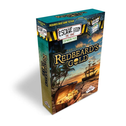 Expansion Pack - Legend of Redbeard's Gold