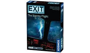 The Stormy Flight