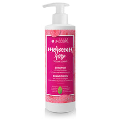 moroccan rose™ VOLUME LOVING  Shampoo – Case of 4|rose marocaine™ VOLUMISANT  Shampooing – Caisse de 4