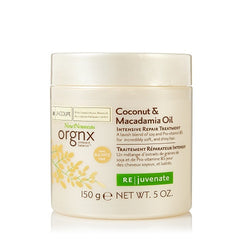 COCONUT & MACADAMIA INTENSIVE REPAIR TREATMENT - Case of 6|RÉPARATEUR INTENSIF À LA NOIX DE COCO ET DE MACADAMIA - Caisse de 6