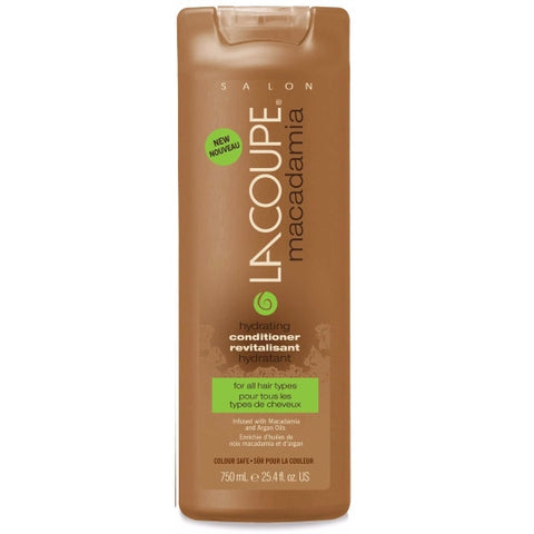 LaCoupe MACADAMIA HYDRATING CONDITIONER - Case of 6|REVITALISANT HYDRATANT MACADAMIA - Caisse de 6