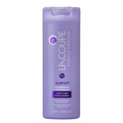 LaCoupe COLOUR RESCUE QUENCH CONDITIONER - Case of 6|REVITALISANT QUENCH COLOUR RESCUE - Caisse de 6