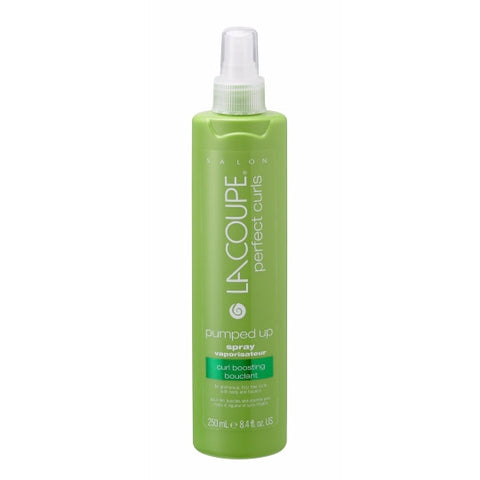 LaCoupe PERFECT CURLS PUMPED UP SPRAY - Case of 6|VAPORISATEUR PUMPED UP PERFECT CURLS - Caisse de 6