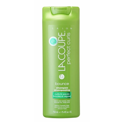 LaCoupe PERFECT CURLS BOUNCE SHAMPOO|SHAMPOOING BOUNCE PERFECT CURLS