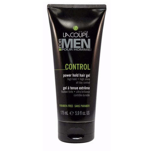 LaCoupe for Men CONTROL HAIR GEL|GEL POUR CHEVEUX CONTROL