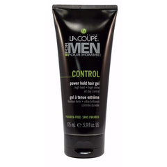 LaCoupe for Men CONTROL HAIR GEL - Case of 6|GEL POUR CHEVEUX CONTROL - Caisse de 6