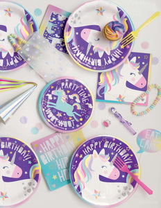 Unicorn Party Supplies Surrey