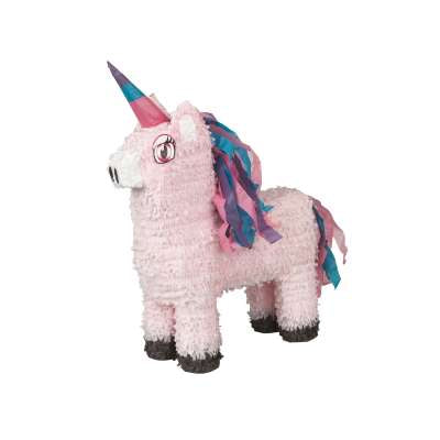Unicorn Birthday Party Pinata - Pink