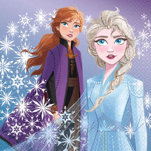 Disney Frozen 2 Luncheon Napkins 16ct
