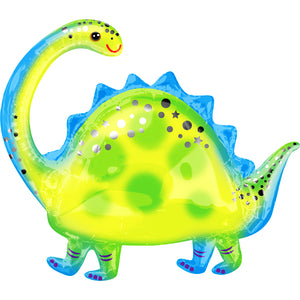 Dinosaur Birthday Party Supershape Foil Balloon