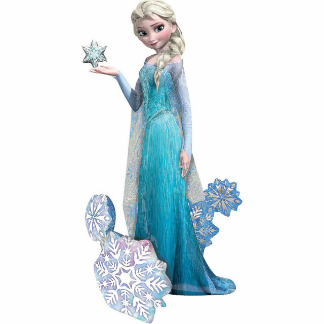 Disney Frozen Elsa Airwalker Balloon Packaged