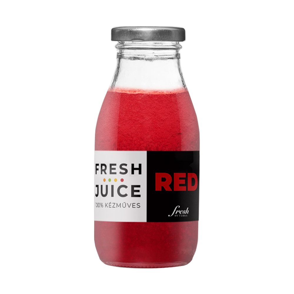 FRESH JUICE RED