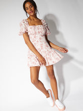 Load image into Gallery viewer, MinkPink Love Story Mini Dress